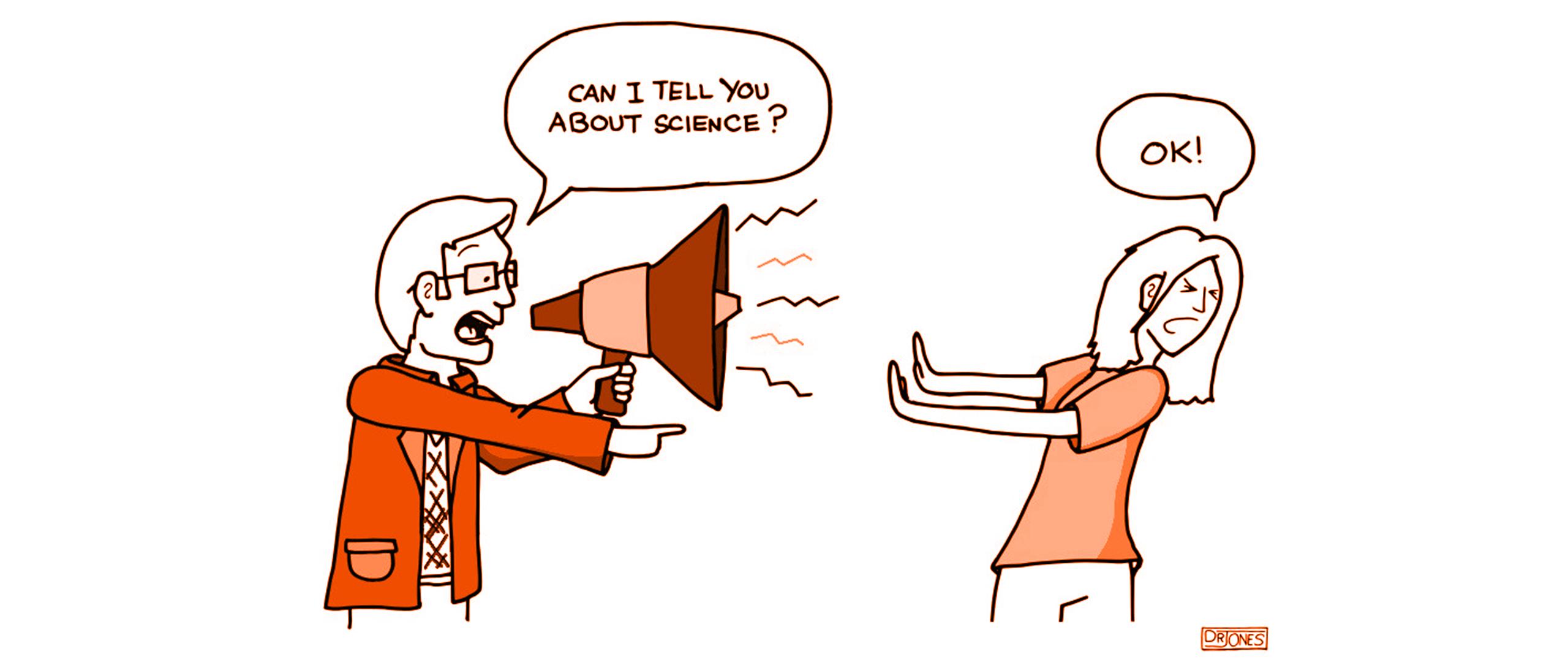 Bardziej popularno czy naukowo?