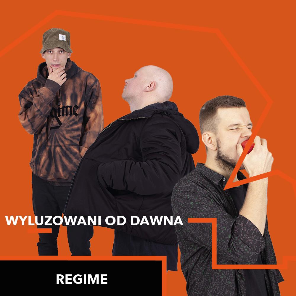 Wyluzowani od dawna – Jakub Walczak, Łukasz Lorenc, Radek Łabędzki (regime)